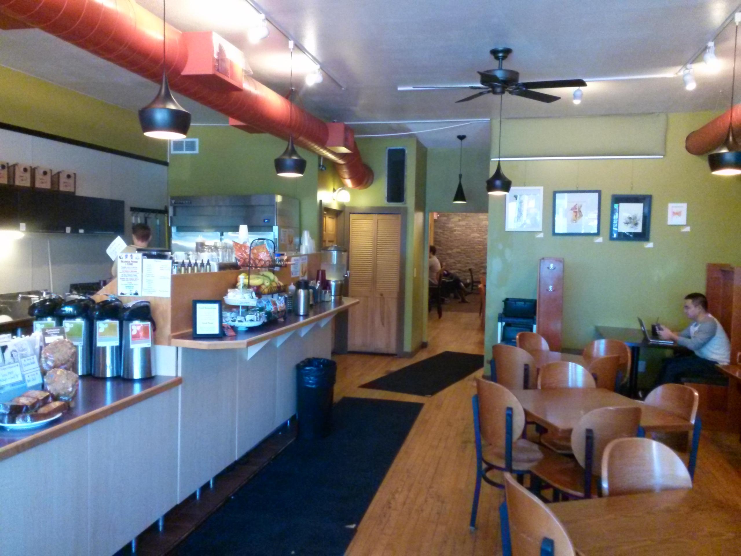 Coffee Shop Ne